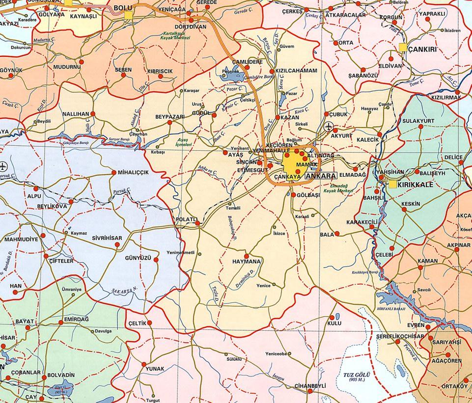 ankara-karayollari-haritasi