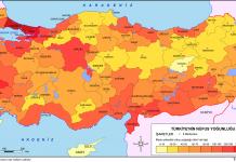 Turkiye Haritasi Ogretmen Kadromuzla Turkiye Yi En Iyi