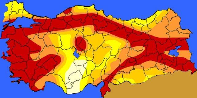 Blog Turkiye Haritasi